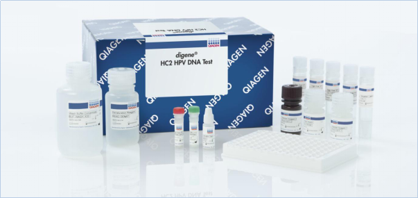Picture of HC2 HPV DNA Test Kit